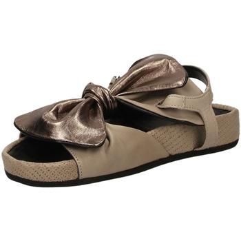 Schoenen Dames Sandalen / Open schoenen Fabbrica Dei Colli PLACE taupe-taupe