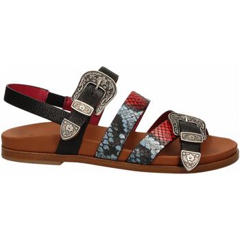 Schoenen Dames Sandalen / Open schoenen 181 BOGORIA MALAGA nero