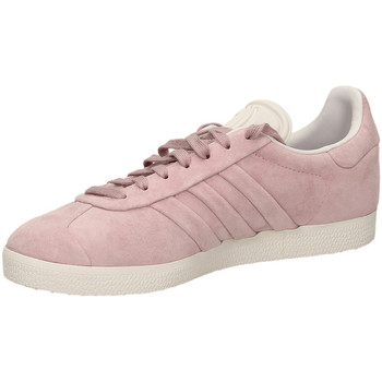 Schoenen Dames Lage sneakers adidas Originals GAZELLE STITCH AND T wonpi-rosa