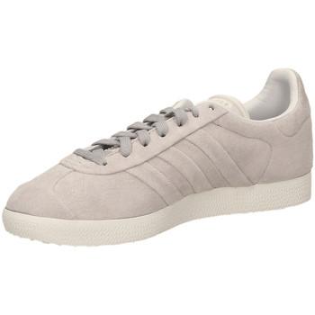 Schoenen Dames Lage sneakers adidas Originals GAZELLE STITCH AND T greyt-grigio