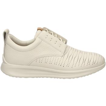 Schoenen Dames Lage sneakers Ecco AQUET LADIES white-bianco
