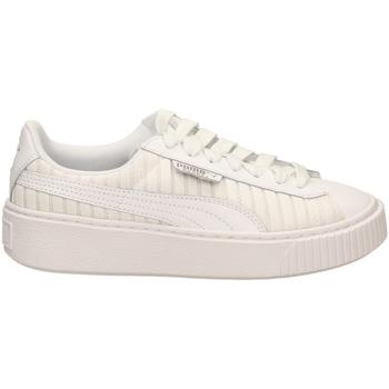 Lage Sneakers Puma  BASKET PLATFORM EP W