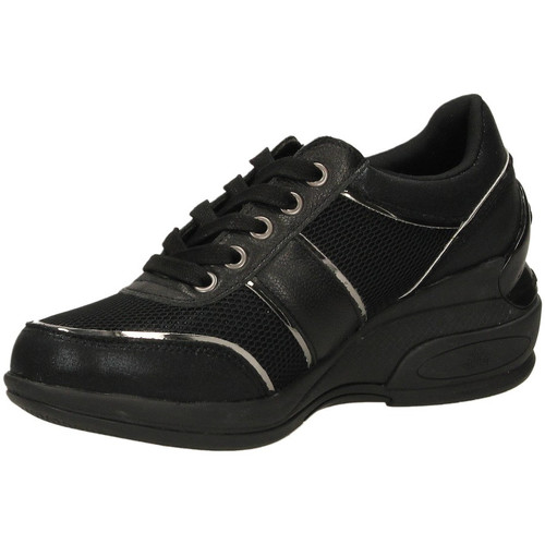 Schoenen Dames Lage sneakers Fornarina WO'S SHOES black-nero