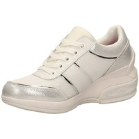 Schoenen Dames Lage sneakers Fornarina WO'S SHOES white-bianco