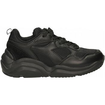 Schoenen Running / trail Diadora WHIZZ RUN c8019-bianco-nero-viola