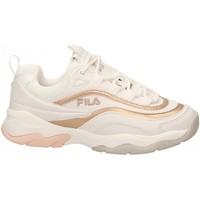 Schoenen Dames Lage sneakers Fila RAY F LOW WMN 03b-white-spanish-vi