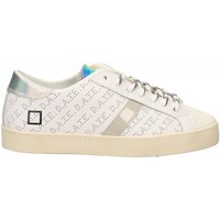 Schoenen Dames Lage sneakers Date HILL LOW CALF white-iridescent