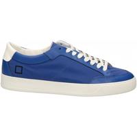 Schoenen Dames Lage sneakers Date JET REFLEX bluette