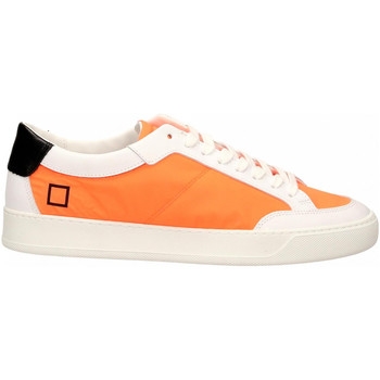 Schoenen Dames Lage sneakers Date JET REFLEX orange