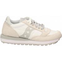Schoenen Lage sneakers Saucony JAZZ O white-grey
