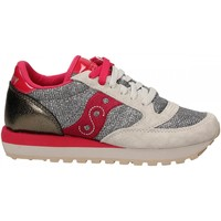 Schoenen Dames Lage sneakers Saucony JAZZ O W FLORAL - SMU silver-rose