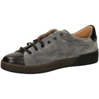 Schoenen Heren Lage sneakers Frau SUEDEBIMATER grigi-grigio