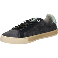 Schoenen Heren Lage sneakers Napapijri PLUS marin-ocean