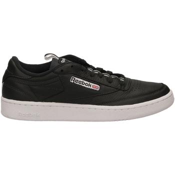 Schoenen Heren Lage sneakers Reebok Sport CLUB C 85 RT black-nero
