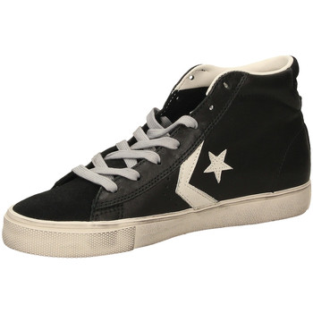 Schoenen Heren Hoge sneakers All Star PRO LEATHER VULC DIS black-nero