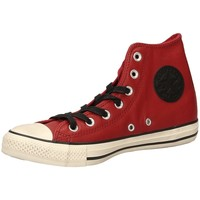 Schoenen Heren Hoge sneakers All Star CTAS DISTRESSED HI redgr-rosso