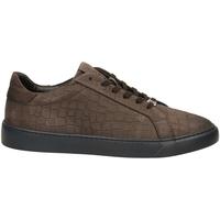Schoenen Heren Lage sneakers Café Noir GINNICA NABUK STAMPA marro-marrone