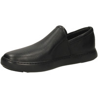 Schoenen Heren Mocassins FitFlop COLLINS SLIP-ON black-nero
