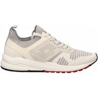 Schoenen Heren Lage sneakers Lotto MARATHON KNIT 1b7-white-vapor-gray