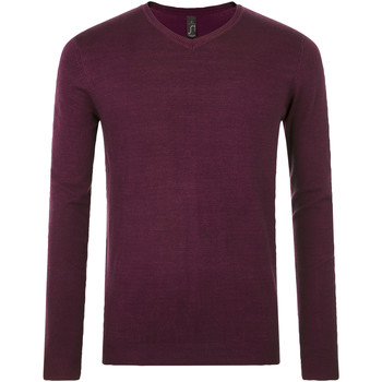 Textiel Heren Truien Sols GLORY SWEATER MEN violeta