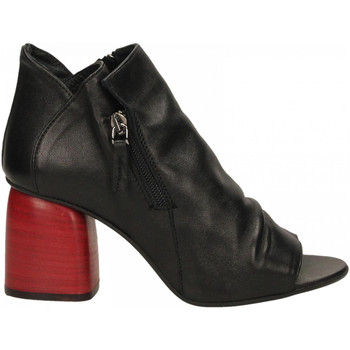 Schoenen Dames Sandalen / Open schoenen Way Out London MONT. nero-rosso