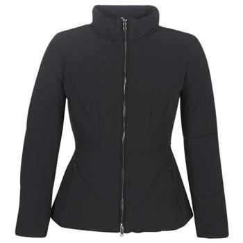 Textiel Dames Dons gevoerde jassen Emporio Armani 6G2B78-2NUHZ-1001 Zwart