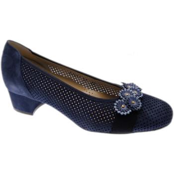 Schoenen Dames pumps Calzaturificio Loren LO60851bl blu