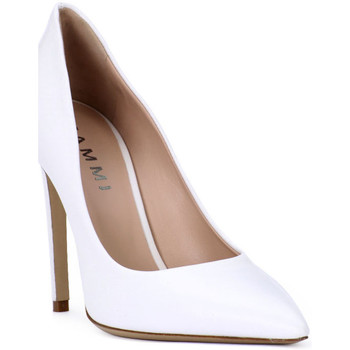 Schoenen Dames pumps Priv Lab BIANCO NAPPA Bianco