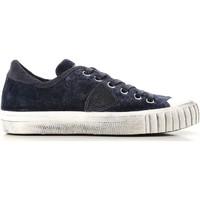 Schoenen Dames Lage sneakers Philippe Model GRLD EV01 blu