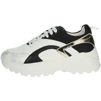 Schoenen Dames Lage sneakers So-Us R580 White/Black