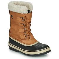 Schoenen Dames Snowboots Sorel WINTER CARNIVAL Camel