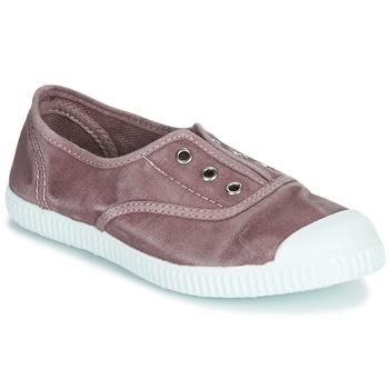 Schoenen Meisjes Lage sneakers André LES VACANCES Violet