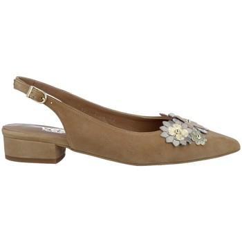 Schoenen Dames pumps Estiletti 2637 Zapatos de Vestir de Mujer geel