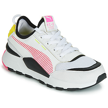 Schoenen Dames Lage sneakers Puma RS-0 RE-REIN MU Wit