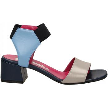 Schoenen Dames Sandalen / Open schoenen Le Babe MINA NAPPA grigio