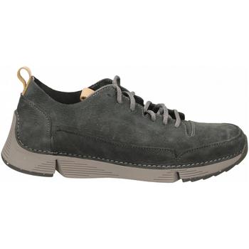 Schoenen Heren Derby Clarks TRI SPARK dark-grey