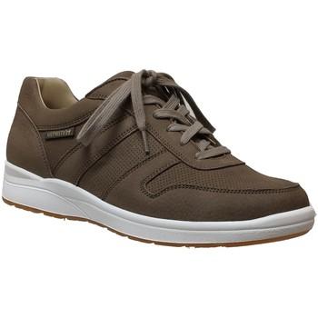 Schoenen Heren Lage sneakers Mephisto Vito perf Taupe nubuck