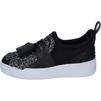 Schoenen Dames Instappers My Grey Mer Sneakers BS626 ,