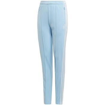 Textiel Jongens Trainingsbroeken adidas Originals CC HW PANTS Azul