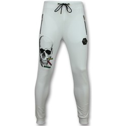 Textiel Heren Trainingsbroeken Enos Heren Sportbroek -  Joggingbroek Kopen   Color Skull 1