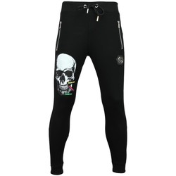 Textiel Heren Trainingsbroeken Enos Joggingbroek Heren Zwart -  Sweatpants Mannen  Color Skull 38