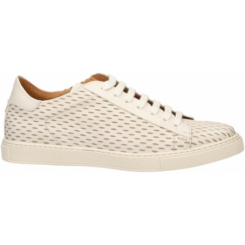 Schoenen Heren Derby Brecos VITELLO bianco