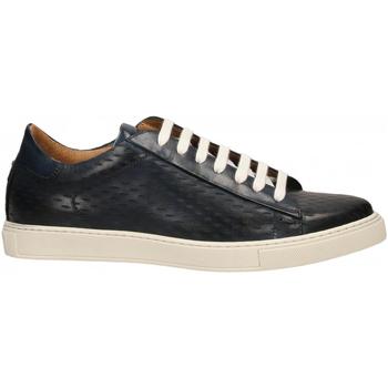 Schoenen Heren Derby Brecos VITELLO azzurro-jeans