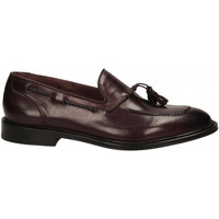 Schoenen Heren Mocassins Brecos VITELLO bordeaux