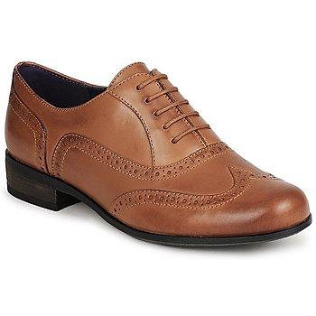 Schoenen Dames Klassiek Clarks HAMBLE OAK Bruin