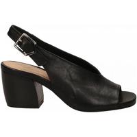 Schoenen Dames Sandalen / Open schoenen Salvador Ribes GRETA HARLEY nero