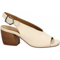 Schoenen Dames Sandalen / Open schoenen Salvador Ribes GRETA HARLEY bianco