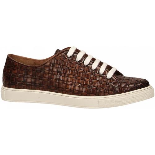 Schoenen Heren Lage sneakers Brecos VITELLO brandy