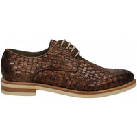 Schoenen Heren Derby Brecos VITELLO taupe-brandy