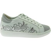 Schoenen Dames Lage sneakers Calzaturificio Loren LOC3841bi bianco